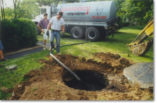 Septic Tank Cleanout Septic Tank Pumping